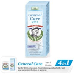 General Care 4 in 1 – 50 tab