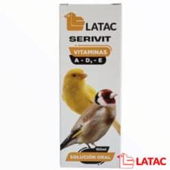 Latac SERIVIT Vitaminas AD3EnbspLatac SERIVIT Vitaminas AD3E