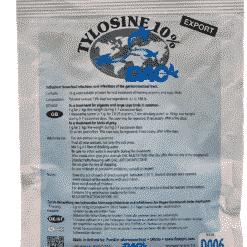 Dac Pharma Tylosine 10 luchtweginfecties nbspPhotoDac Pharma Tylosine 10 luchtweginfecties