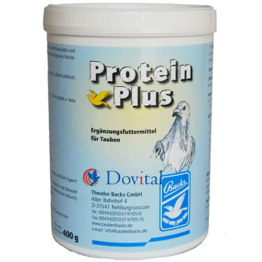 Backs Protein Plus 400g