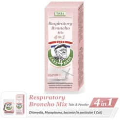 Respiratory Broncho Mix 4 in 1 – 50 tabs