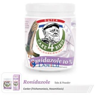 Ronidazol 10 % - 100g