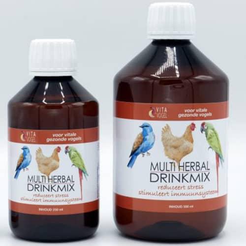 VitalVogel Multi Herbal Drinkmix