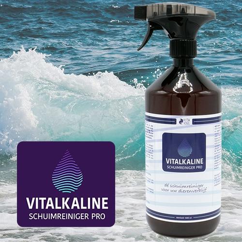 VitalVogel Vitalkaline Schuimreiniger Pro