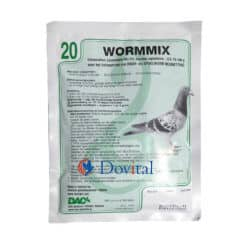 Dac Pharma Wormmix powdernbspDac Pharma Wormmix powder