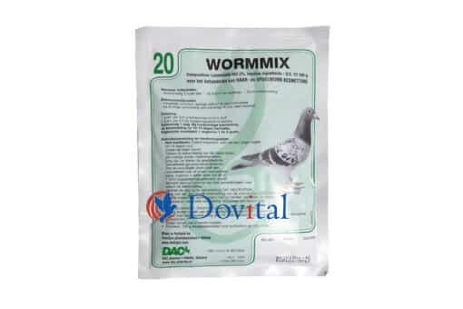 Dac Pharma Wormmix powder